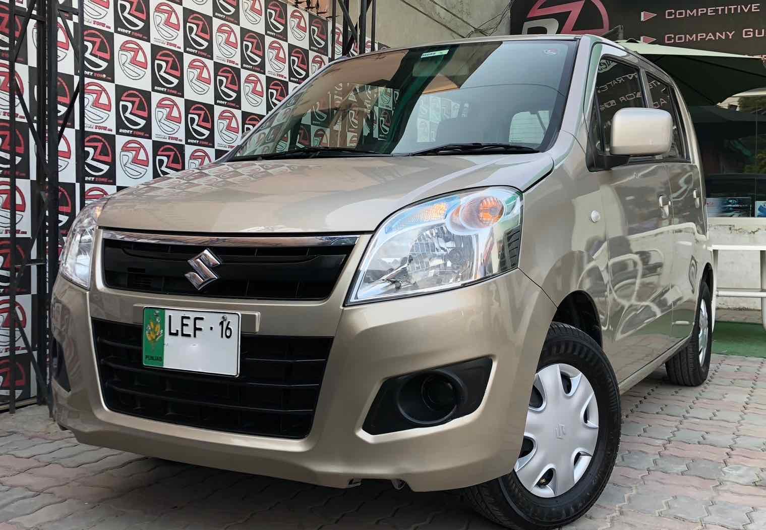 hight resolution of suzuki wagon r model 2016 reg 2016 colour golden millage 26000 km 1st owner