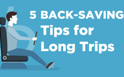 5 Back-Saving Tips for Long Trips