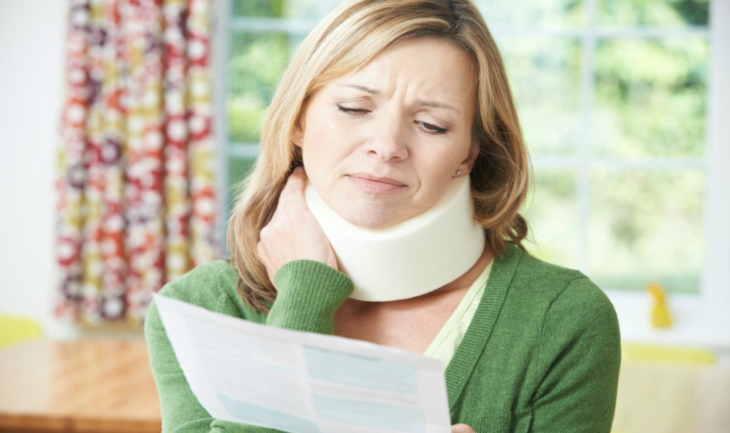 The Risks of Not Receiving Treatment for Whiplash