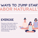 5 ways to jumpstart labor | Ridgefield Chiropractic and Wellness