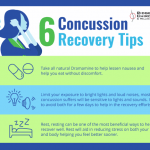 Dr. Chris Mascetta 6 Concussion Recovery Tips