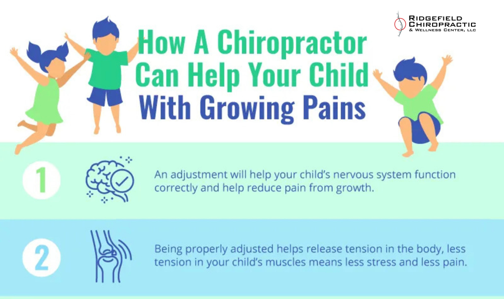 How A Chiropractor Can Help your Child with Growing Pains
