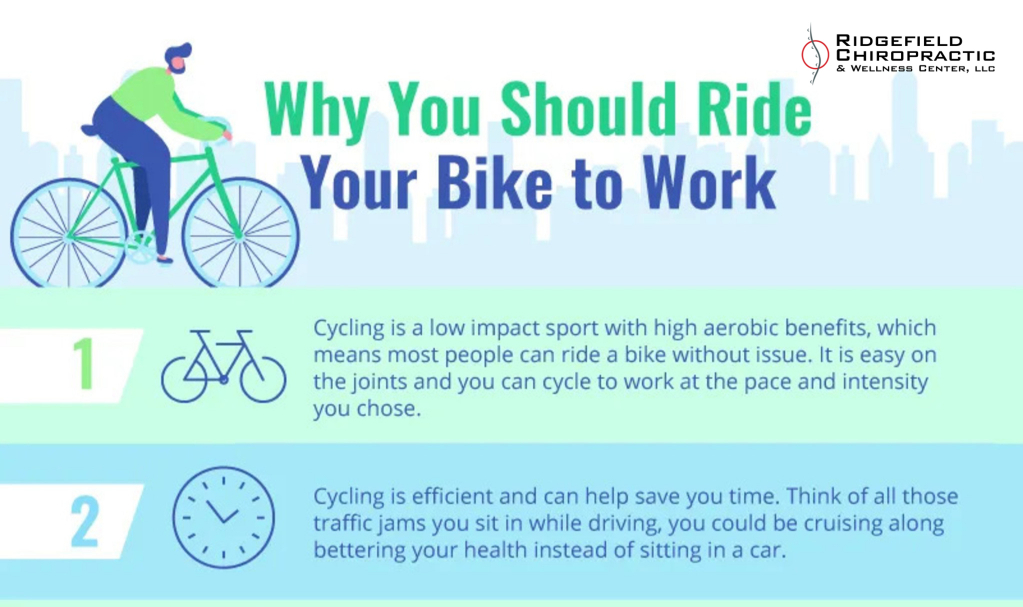 Why You Should Ride Your Bike to Work