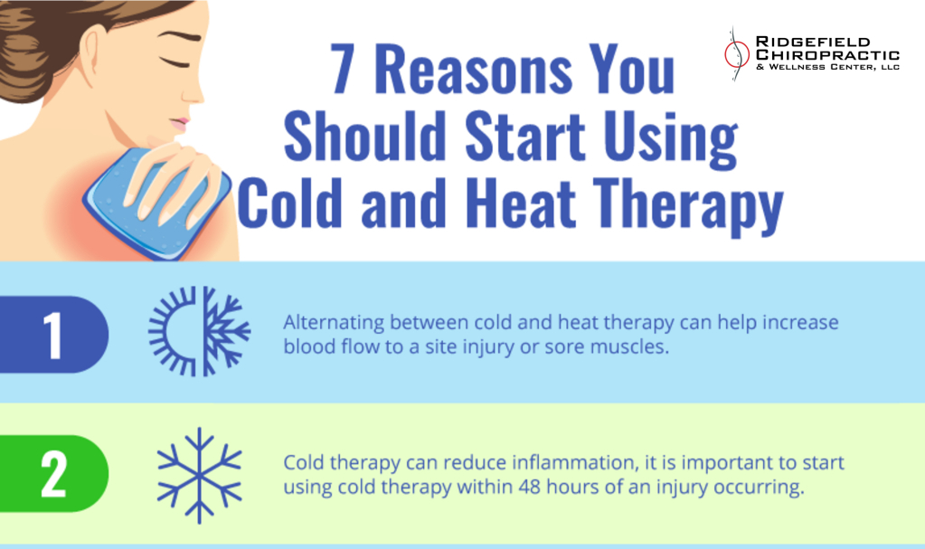 7 Reasons You Should Start Using Cold and Heat Therapy