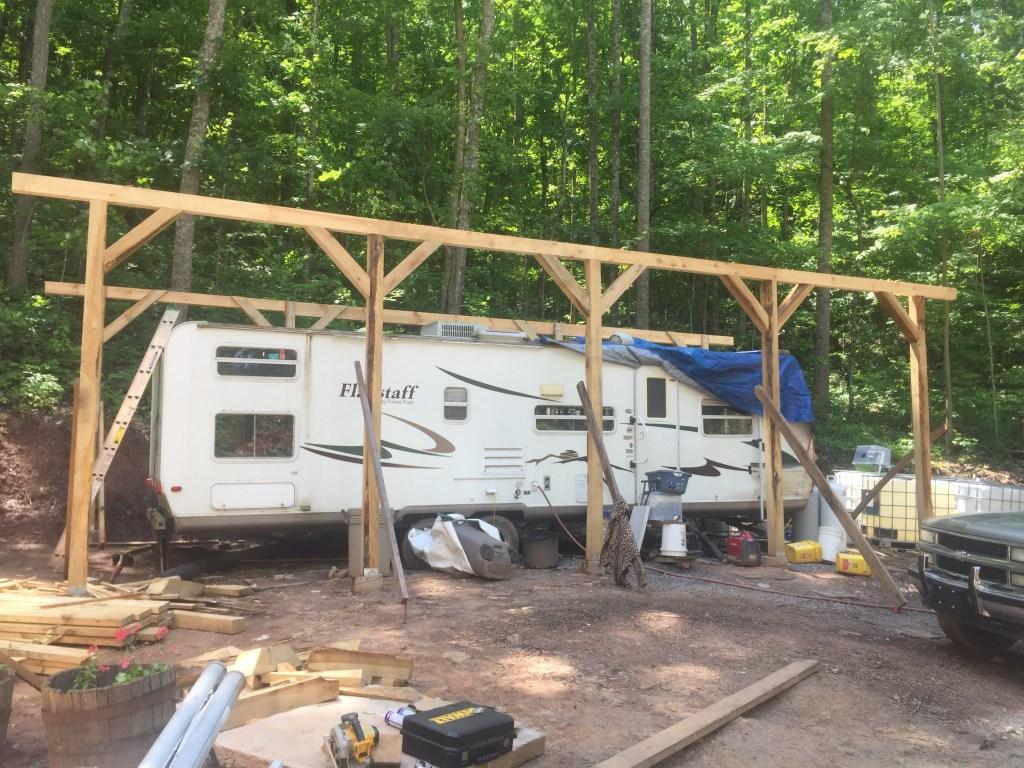 ridge haven building update