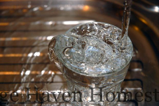 self-care for homeschool moms, water
