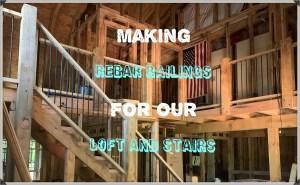 Rebar railings