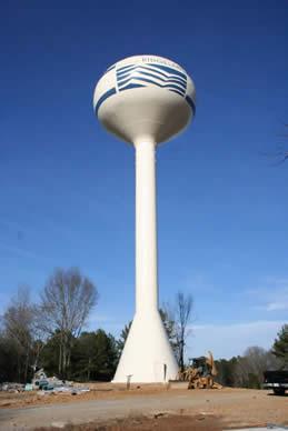 Ridgeland Water Tank