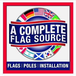 A Complete Flag Source - ACFS Sticker without address