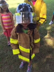 Fire Academy for Kids