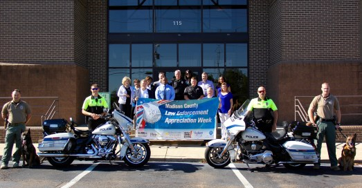 Law enforcement appreciation week 20165IMG_3223