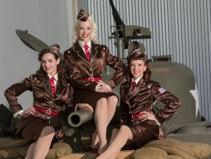 The Victory Belles will perform at the Senior Adult Valentine's Banquet on Feb. 8 at Broadmoor Baptist Church.