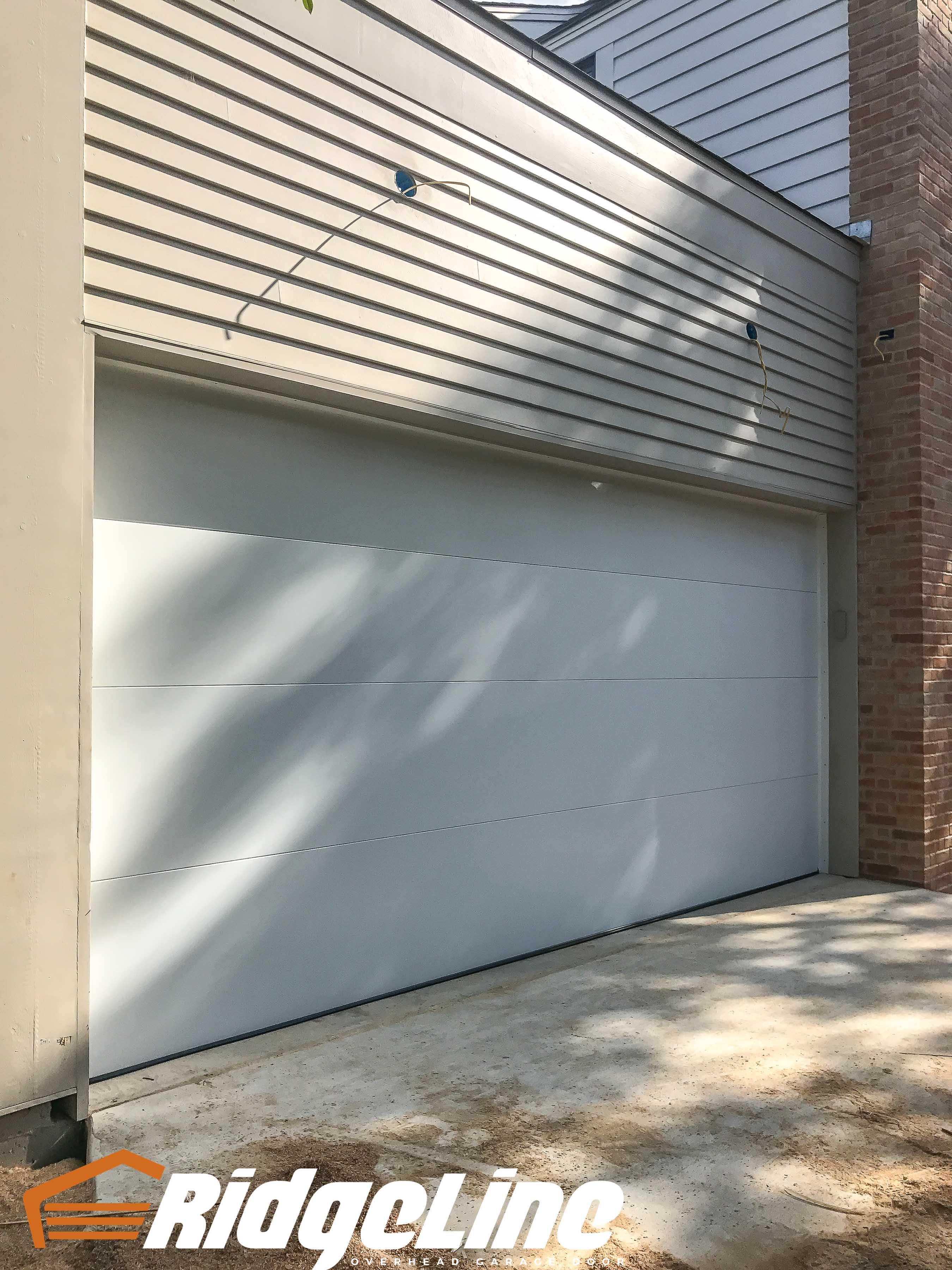 16x76 Opening actual Door 16x96 Clopay 522 Smooth