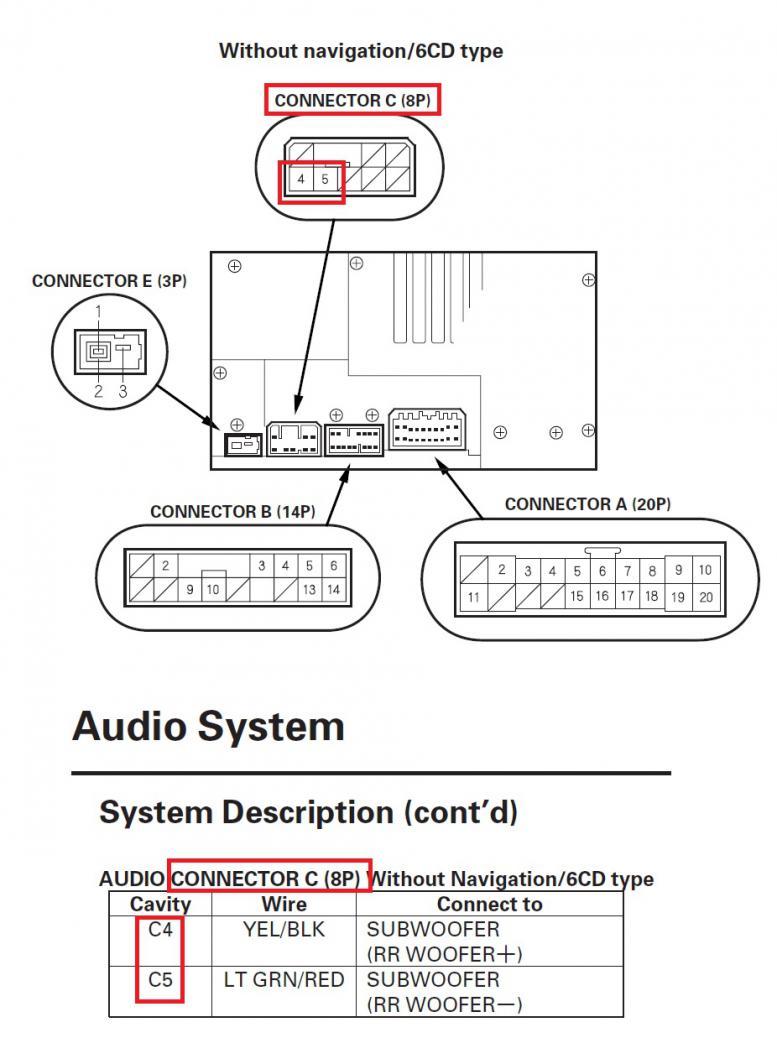 medium resolution of alpine ktp 445u wiring diagram wiring diagram third level rh 11 14 13 jacobwinterstein com alpine
