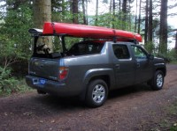 Honda Ridgeline Owners Club Forums - Canoe and Kayak