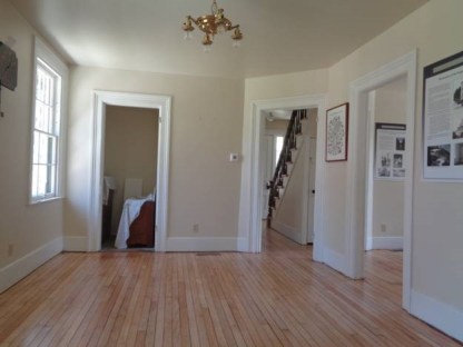May 8 – dining room