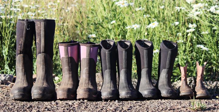 Ridgetop Farm & Garden | Family Boots