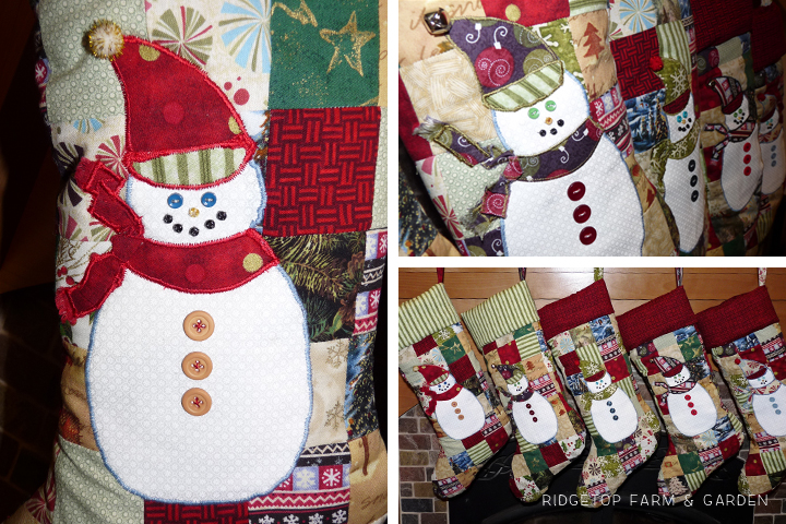 Patchwork Stockings4