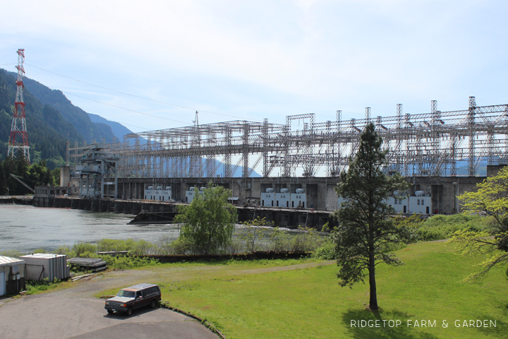 Ridgetop Farm & Garden | Bonneville Dam | Power House
