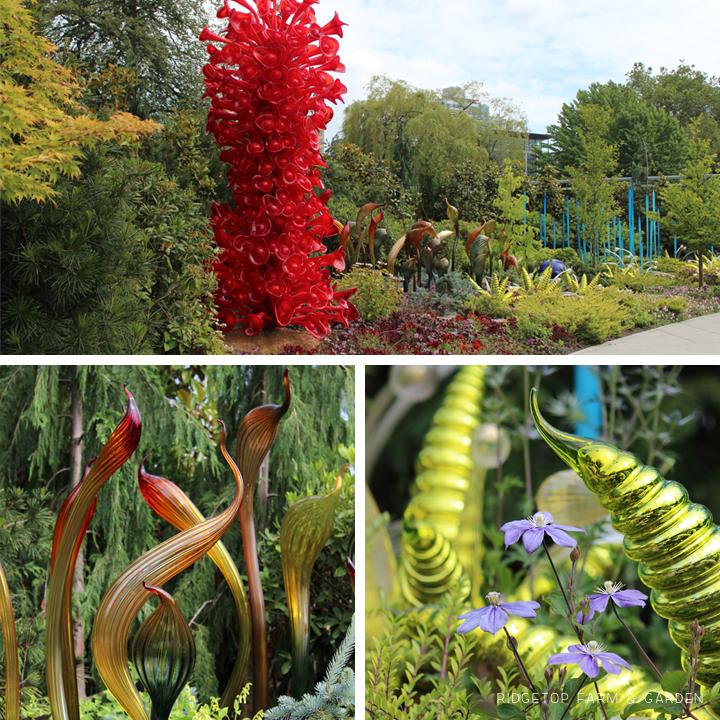 Ridgetop Farm & Garden | Chihuly Garden and Glass