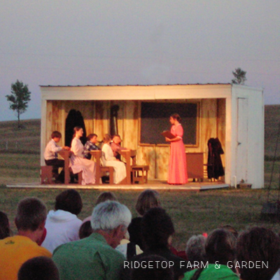 Laura Ingalls Wilder Pageant – DeSmet, South Dakota