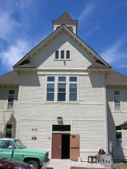 Ridgetop Farm & Garden   Laura & Carrie Ingalls   Keystone   Museum