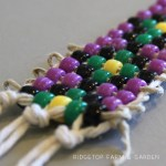 Wampum Belt Weaving