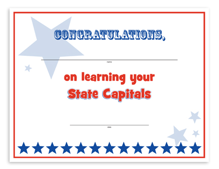 Ridgetop Farm and Garden | Learn State Capitals | Week 5 | free printable