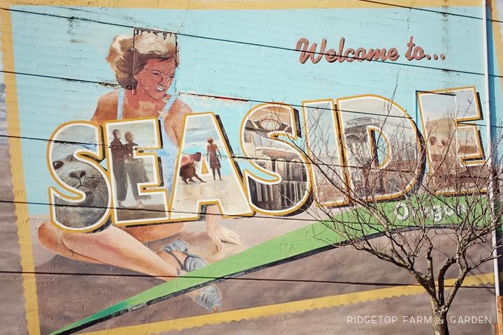 Ridgetop Farm and Garden | 31 Days in Oregon | Seaside