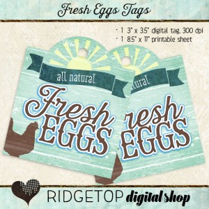 Ridgetop Digital Shop | Tags | Fresh Eggs