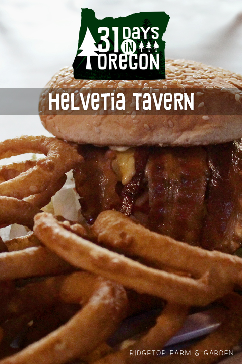 Ridgetop Farm and Garden | 31 Days in Oregon | Helvetia Tavern