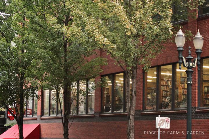 Ridgetop Farm and Garden | 31 Days in Oregon | Powell's Books | Portland