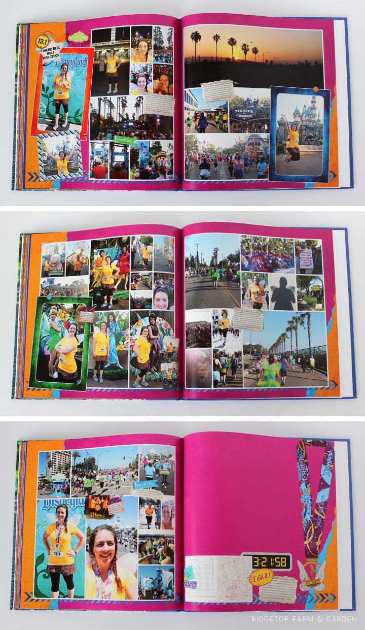 Ridgetop Farm and Garden   Running   Road to a Half Marathon Photo Book   Tinker Bell Half Marathon 2015