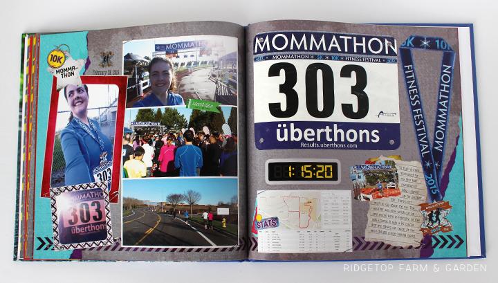 Ridgetop Farm and Garden   Running   Road to a Half Marathon Photo Book