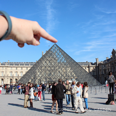 Exploring Paris: Day 1