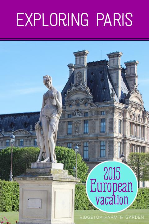 Ridgetop Farm and Garden | Travel | Europe | Paris
