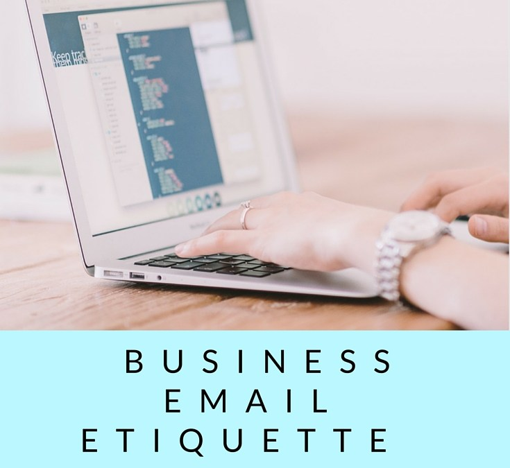Business Email Etiquette Basics for Coaches: A Crash Course in Emailing Effectively