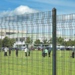 Fencing and perimeter protection.