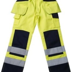 Mascot Almas his vis waterproof work trouser