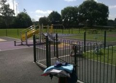 urban regeneration project at Victoria Park