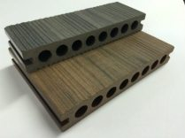 New deck samples that were on display at Ecobuild