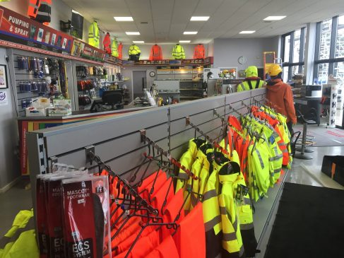 Ridgeway stock a wide range of Workwear