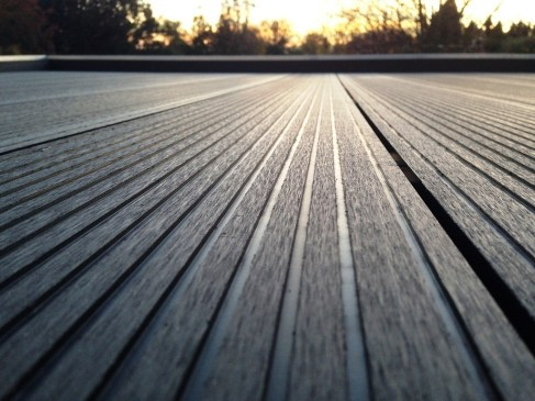 Low maintenance and Eco Friendly Decking