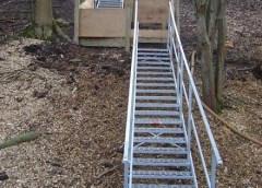 Combisafe Site Stairway