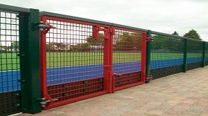 Spectator Rail Fencing