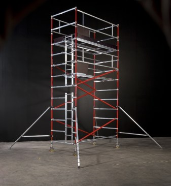 Span 400 Alloy Tower