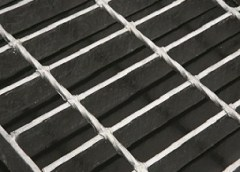 Flowforge Plain Steel Grating