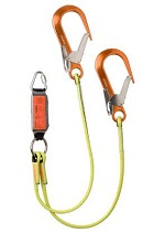 ELITE twin lanyard 1.25