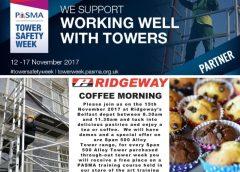 PASMA TOWER WEEK 2017
