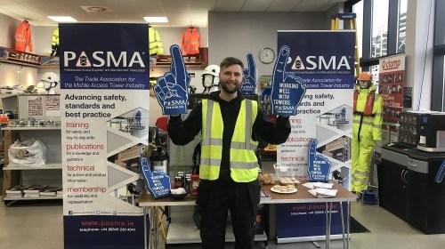 PASMA Tower Safety Week 2017